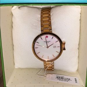 ✨ Kate Spade Watch GUC WITH TAGS AND BOX!